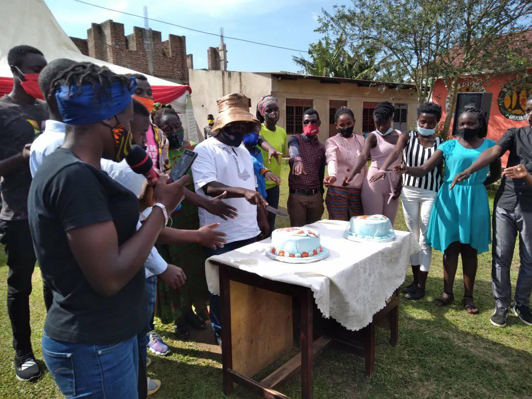 Launch of YAWE ART Clinic