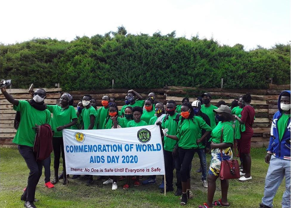 YAWE Foundation Commemorates Wold AIDS DAY 2020