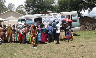 YAWE Outreach Bus